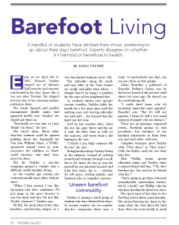 barefootliving